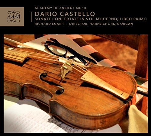 Dario Castello: Sonate Concertate In Stil Moderno, Libro Primo