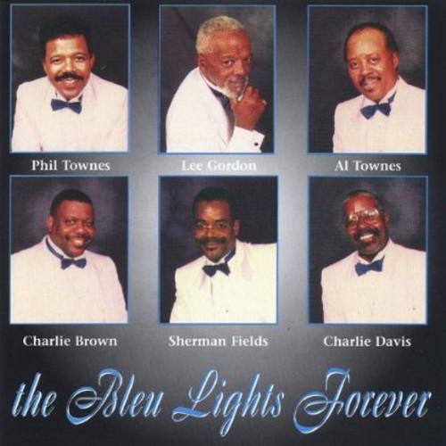 Bleu Lights Forever