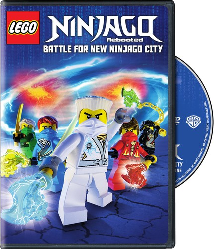 Lego Ninjago: Rebooted - Battle for New Ninjago