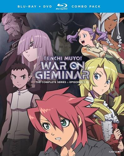 Tenchi Muyo! War on Geminar: The Complete Series