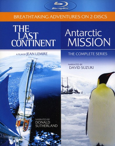 The Last Continent /  Antarctic Mission: The Complete Series