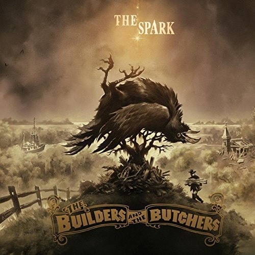 The Builders & The Butchers - The Spark [LP]