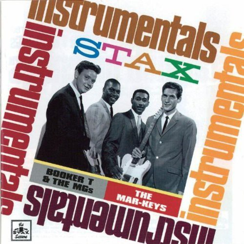 Booker T & The M.G.'s - Stax Instrumentals