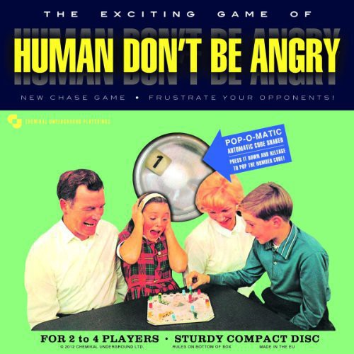 Human Don't Be Angry [Import]
