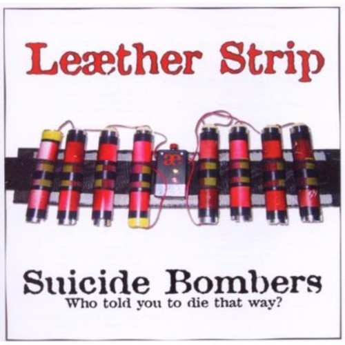 Suicide Bombers (EP)