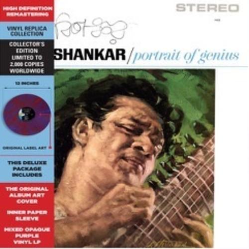 Ravi Shankar - Portrait Of Genius