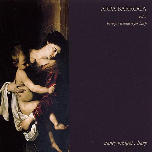 Baroque Harp 3