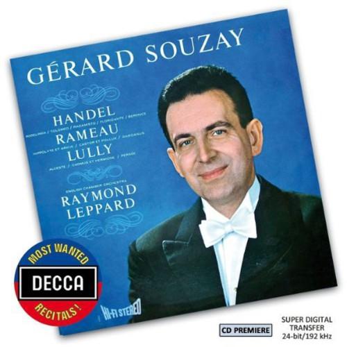 Most Wanted Recitals: Gerald Souzay - Handel Ramea