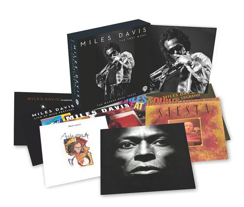 Miles Davis-The Last Word: The Warner Bros. Years [Remastered] [Box Set]