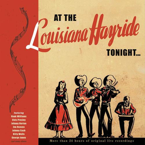 At The Louisiana Hayride Tonight /  Various Artists