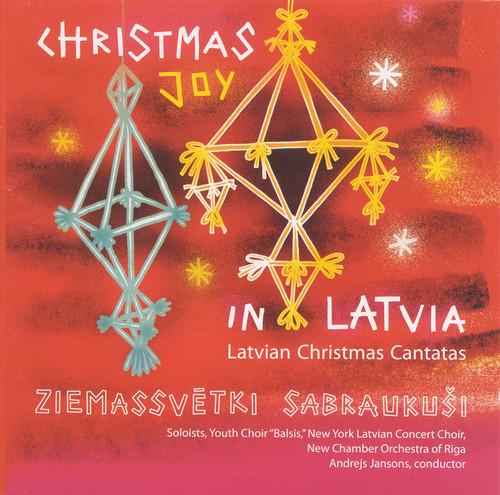 Christmas Joy in Latvia