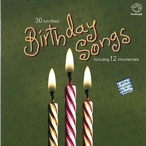 Happy Birthyday Songs