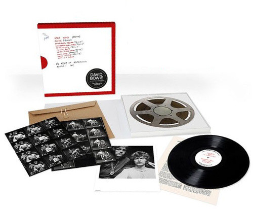 David Bowie - The Mercury Demos [LP]
