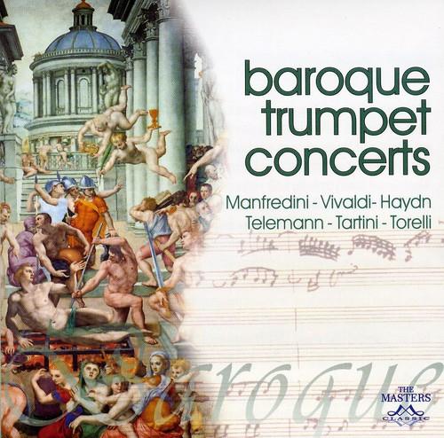 Baroque Trumpet Concerts /  Various