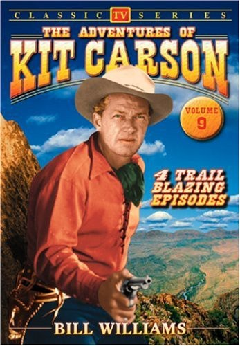 The Adventures of Kit Carson: Volume 9