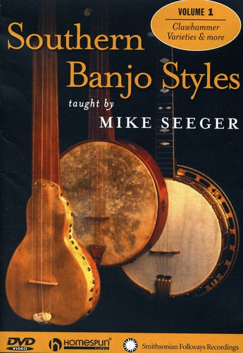 Southern Banjo Styles: One Songs