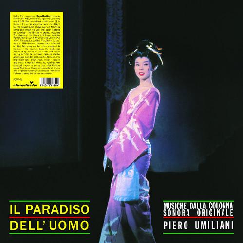 Il Paradiso Dell'Uomo (Man's Paradise) (Original Soundtrack)
