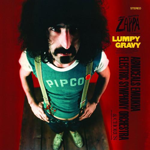 Frank Zappa - Lumpy Gravy [LP]