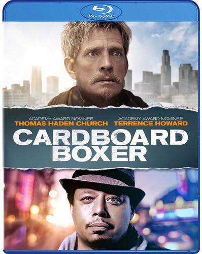 - Cardboard Boxer