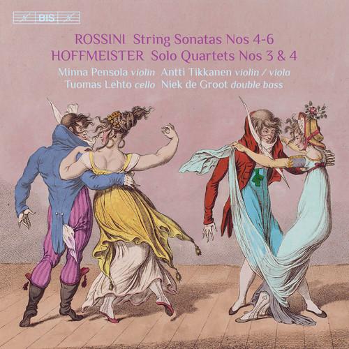 Quartets with Double Bass 2