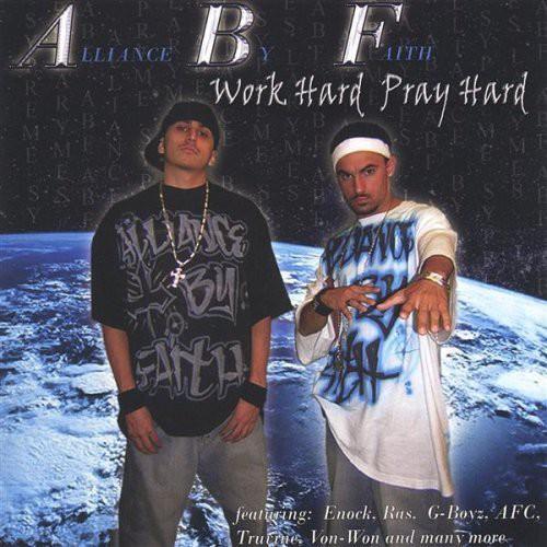 Work Hard Pray Hard