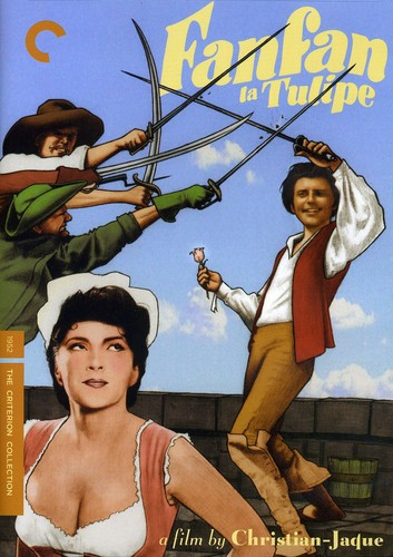 Fanfan la Tulipe (Criterion Collection)