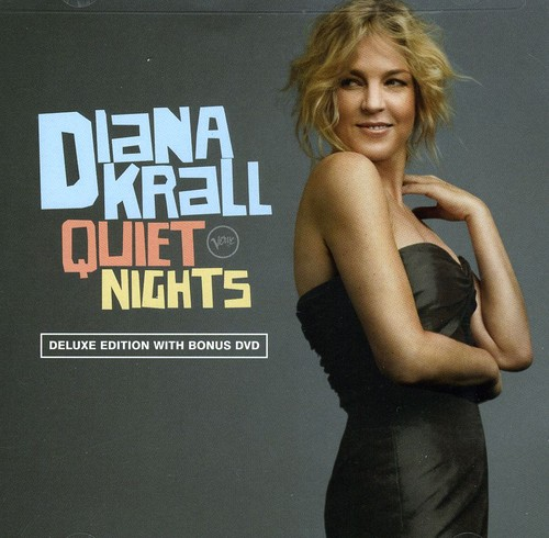 Diana Krall-Quiet Nights [Deluxe Edition] [CD/DVD Combo]