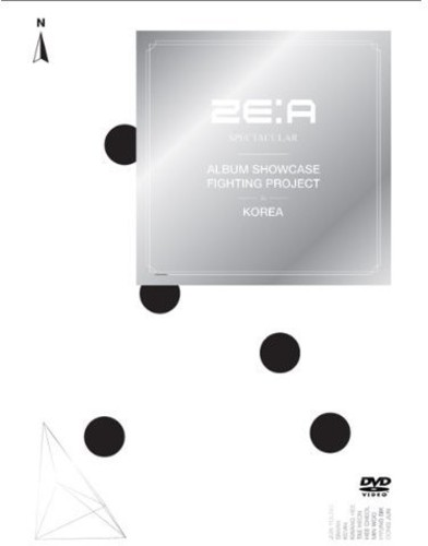 Spectacular Album Showcase Fighting Project Korea [Import]