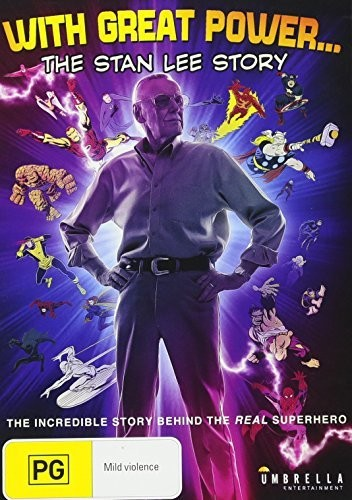 With Great Power: Stan Lee Story