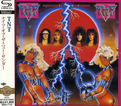 TNT - Knights Of The New Thunder (Shm-Cd) [Import]