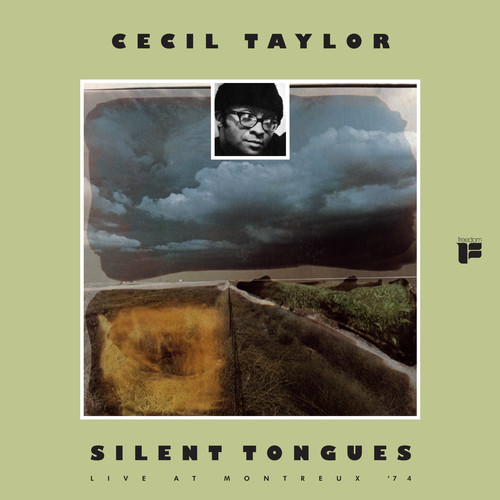 Cecil Taylor - Silent Tongues [Indie Exclusive Limited Edition Orange LP]