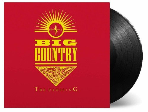 Big Country - Crossing (Expanded Edition) (Blk) [180 Gram]