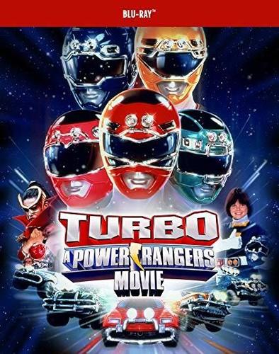 - Turbo: A Power Rangers Movie