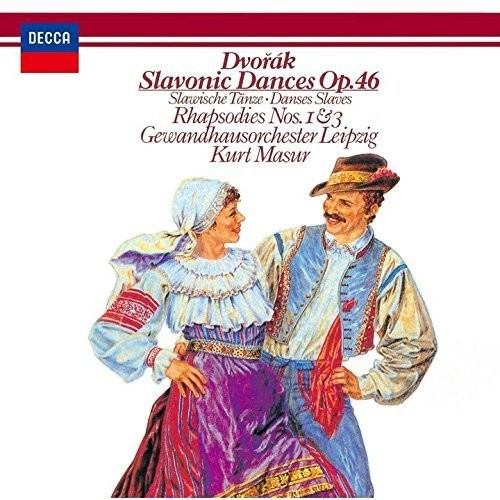 Dvorak: Slavonic Dances Op. 46. Slavo