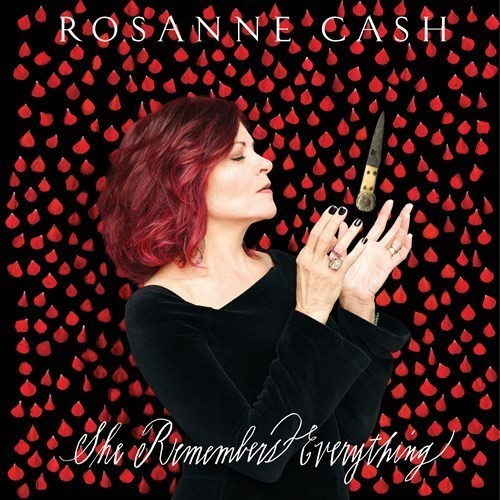 Rosanne Cash - She Remembers Everything [Pink LP]