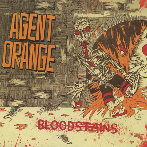 Agent Orange - Bloodstains [Limited Edition] (Org)