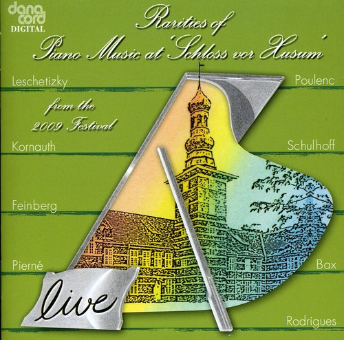 Rarities of Piano Music 2009