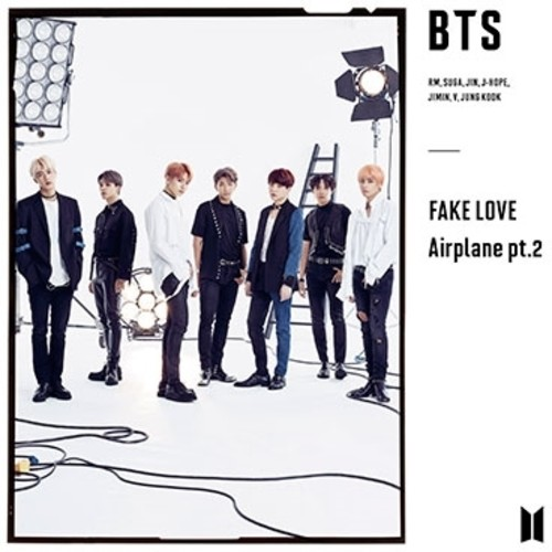 BTS - Bird/Fake Love/Airplane Pt.2 (Version B) [Import]