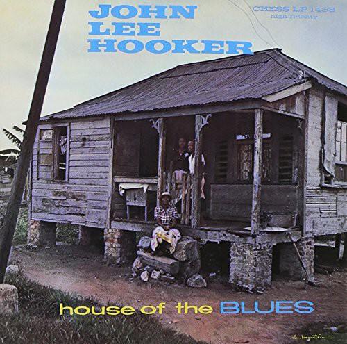 John Lee Hooker - House Of The Blues (Bonus Track) (Jpn) [Remastered]