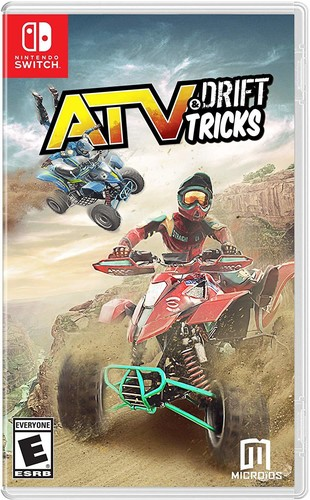 - Atv Drift & Tricks - Definitive Edition