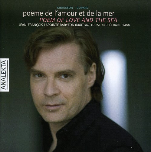 Poemes de Duprac & Chausson