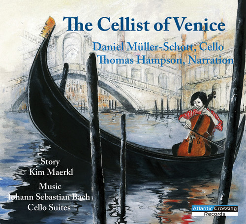 J Bach S / Hampson / Schott - The Cellist of Venice