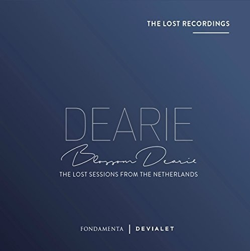Blossom Dearie - Lost Sessions From The Netheralands