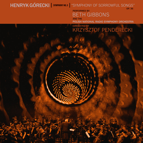 Beth Gibbons - Henryk Gorecki: Symphony No. 3 (Symphony Of Sorrowful Songs) [LP]