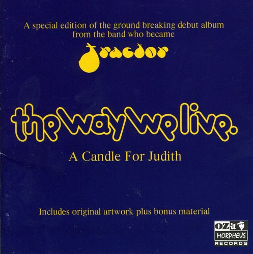 Tractor - Candle For Judith / Way We Live