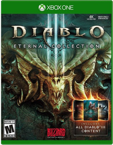 Xb1 Diablo III: Eternal Collection - Diadlo Iii: Eternal Collection