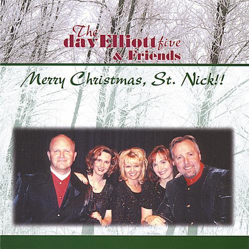Merry Christmas St. Nick!