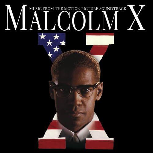 Various Artists - Malcolm X Music From the Motion Picture Soundtrack [LP]