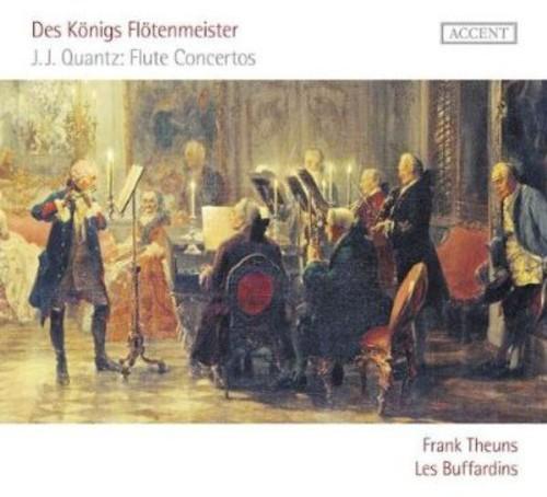 King's Flute Master: Johann Joachim Quantz Flute