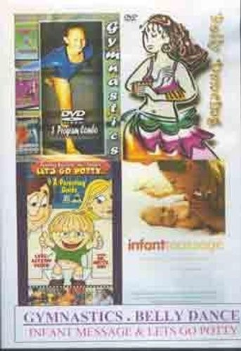 Let's Go Potty /  Infant Massage /  Gymnastics for